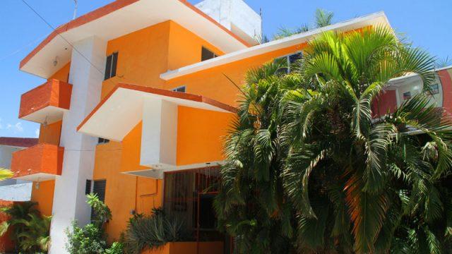Hotel Delfín Playa Azul