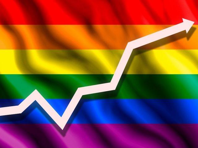 Si la comunidad LGBT+ fuera un país, su economía sería 3 veces más grande que la de México