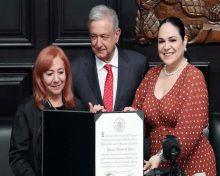 Senado elige a Rosario Piedra, hija de Rosario Ibarra, como titular de la CNDH