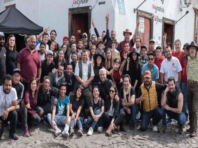 """Concluye filmación de """"Almas Rotas"""", película michoacana de calidad internacional"""