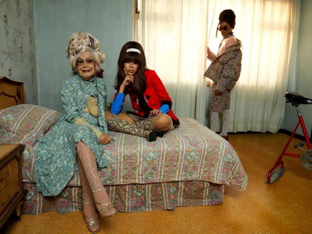 Gucci y Vogue nos recuerdan que la familia va más allá de la sangre